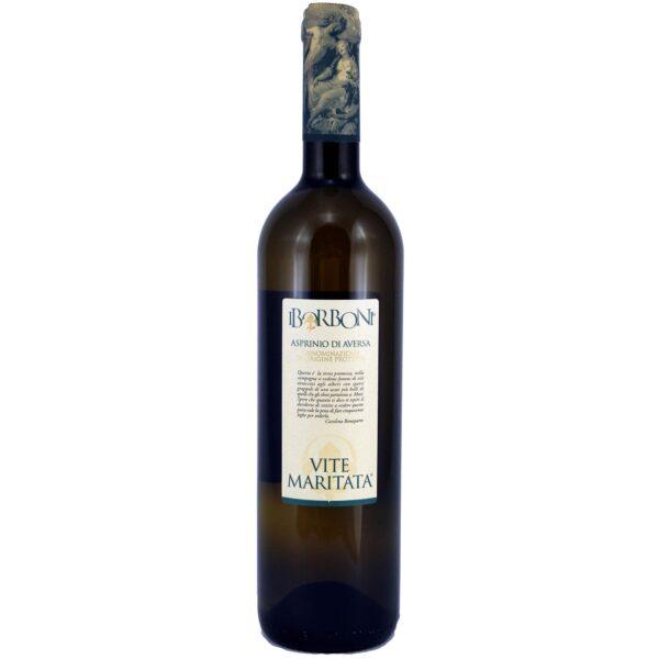 Asprinio d'Aversa 2014 I Borboni 75 cl.