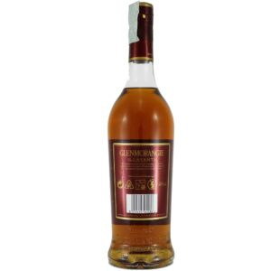 Glenmorangie The Lasanta Sherry Cask Finish 12 Years Old Highland Single Malt Scotch Whisky 70cl