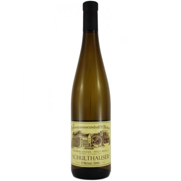 Schulthauser Pinot Bianco St. Michael Eppan 75 cl.