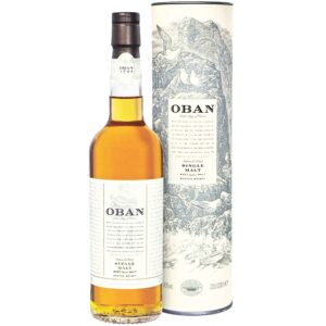 Single Malt Scotch Whisky 14 anni Oban 70 cl.