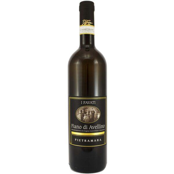 Pietramara Fiano di Avellino 2015 I favati 75 cl.