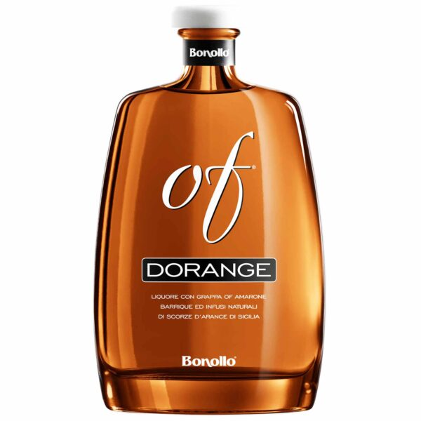 Of Dorange – Liquore con Grappa Amarone Barrique – Distillerie Bonollo 70 cl.