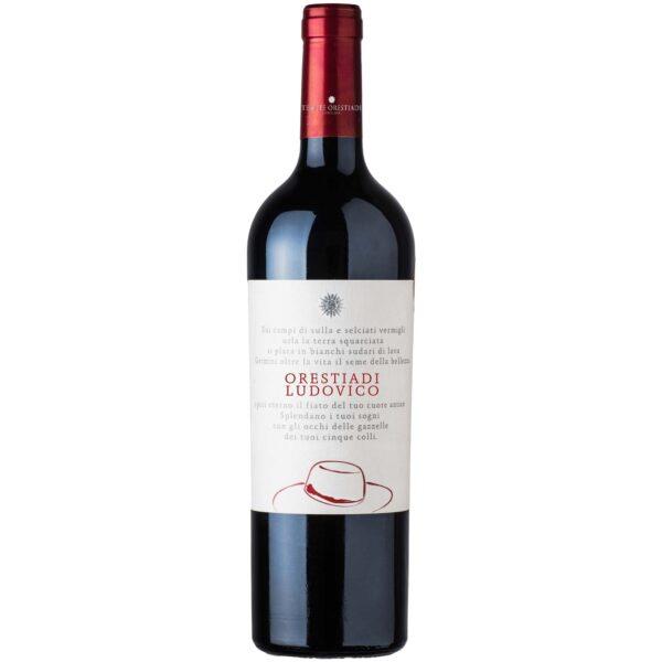 Ludovico Rosso Sicilia Tenute Orestiadi 75 cl.