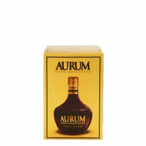 Golden Orange Liqueur Aurum