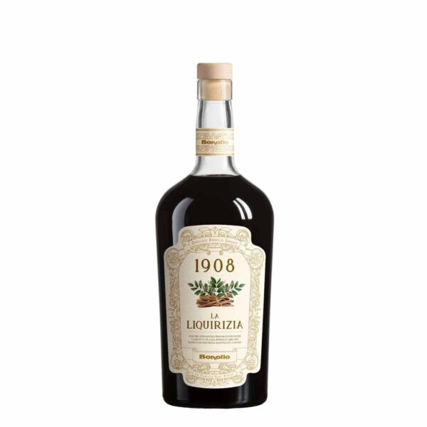La liquirizia 1908 Distillerie Bonollo
