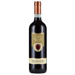 Rosso di Montalcino Villa Poggio Salvi